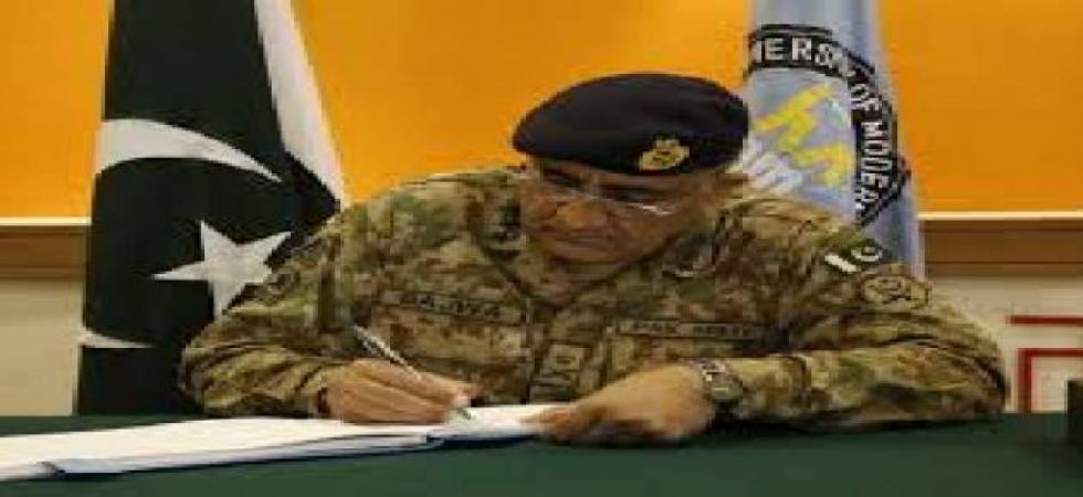Pakistan army chief endorses death sentences of 14 'hardcore terrorists' (File Photo)