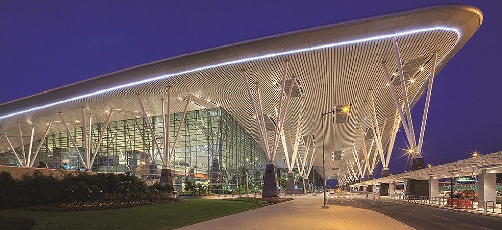 Kempegowda International Airport, Bangalore (Photo- Twitter)