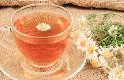 Drink Up! Chamomile tea benefits your skin, hair and overall health!