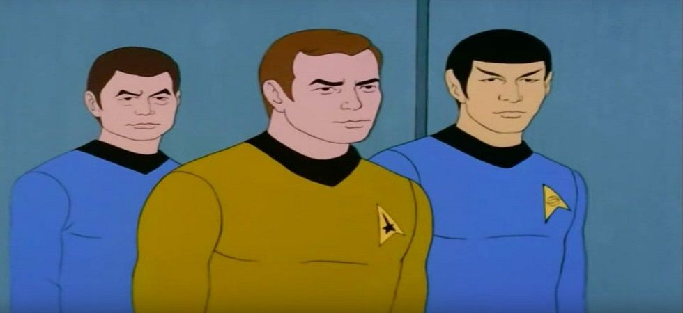 Star Trek animated comedy series in works (Photo: Twitter)