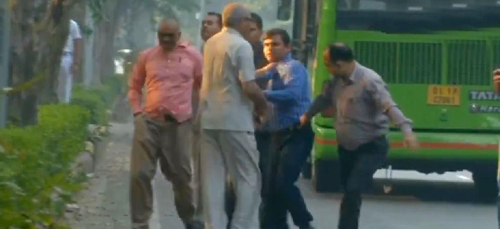 PSOs who caught IB operatives near CBI chief's house shifted. (ANI)