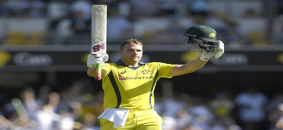 Aaron Finch will lead the Australia side for the upcoming three ODIs against South Africa starting in November. (Image source: Twitter)
