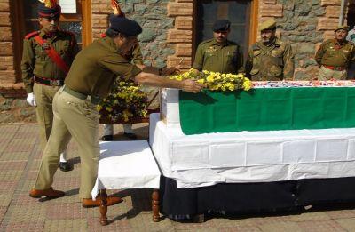 CISF jawan killed in terrorist attack in Kashmir