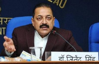 Kashmiri politicians can't even go to 'toilet' without Hurriyat Conference's permission: Jitendra Singh