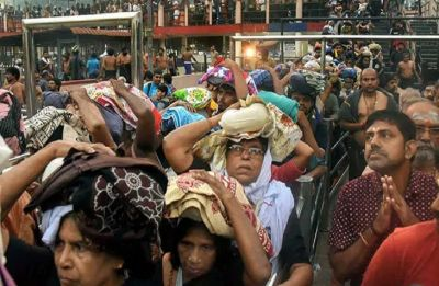 Ashram of Sabarimala swami who supported entry of women in temple attacked