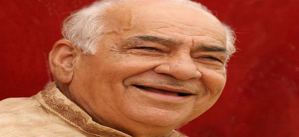 Former Delhi Chief Minister Madan Lal Khurana dies