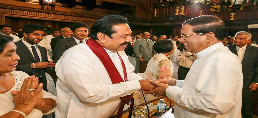 Mahinda Rajapaksa bounced back to power on Friday.