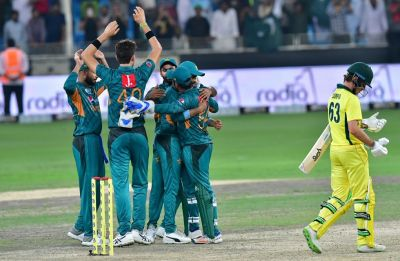 Glenn Maxwell fifty in vain, Pakistan clinch Twenty20 series vs Australia
