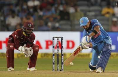 India vs West Indies, 3rd ODI in Pune: West Indies win by 43 runs; level 5-match series 1-1