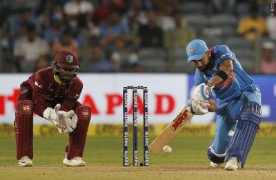 Virat Kohli's hat-trick of tons in vain, but still creates unique record