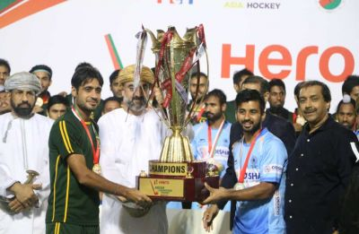 Hockey Asian Champions Trophy: India-Pakistan joint winners after rain washes out final