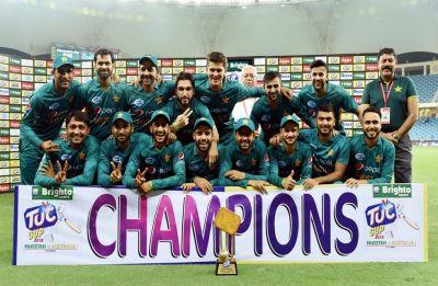 Babar Azam stars again, Pakistan whitewash Australia in Twenty20 Internationals