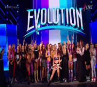 WWE Evolution, first pay-per-view exclusively for women wrestlers, provides memorable night