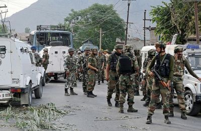 Five BSF personnel injured in suspected militant attack in Srinagar
