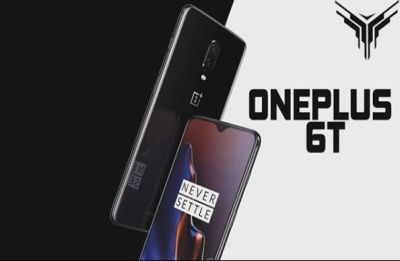 OnePlus 6T launched: Price, availability and full specifications