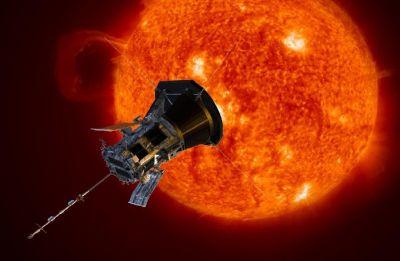 NASA's Parker Solar Probe creates record for closest approach to Sun