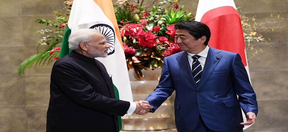 India, Japan sign $75-billion currency swap agreement (Photo: Twitter)