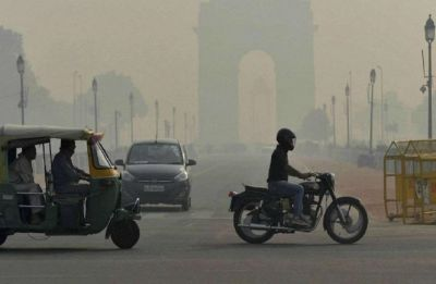 Delhi's air quality turns 'severe' for first time this season; stubble burning intensifies