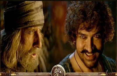 Thugs Of Hindostan was an adventurous journey for Aamir Khan and Amitabh Bachchan