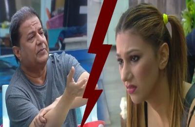 Bigg Boss 12: Jasleen Matharu upset with Anup Jalota for calling their relationship scripted