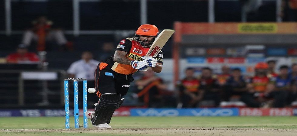 Shikhar Dhawan could head back to the Delhi Daredevils in the 2019 edition of the Indian Premier League. (Image source: Twitter)