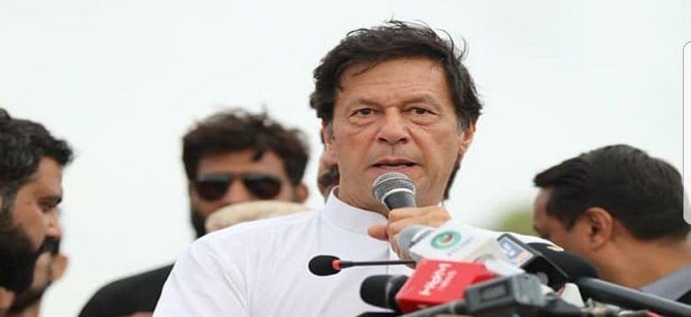 Don't confront the State: PM Imran warns Bibi verdict protestors (Photo- Twitter)
