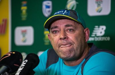 Darren Lehmann reveals emotional toll after ball-tampering scandal