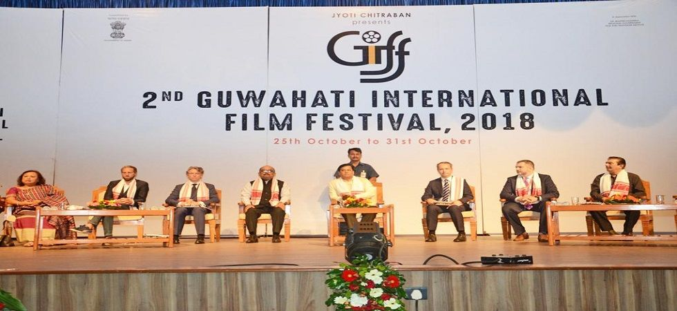 Guwahati International Film Festival concludes, attracts record 10,000 viewers (Photo- Twitter/@sarbanandsonwal)