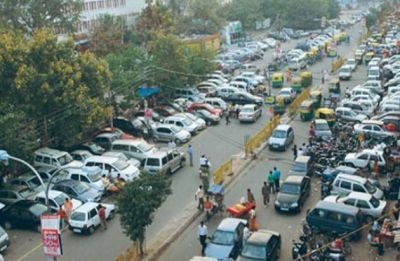 Indian student creates pace-detecting algorithm to solve parking problem