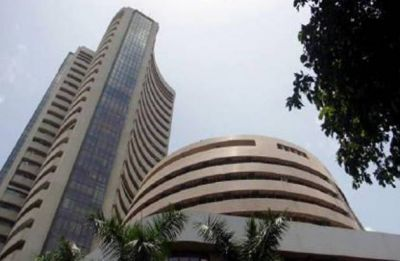 Sensex ends in red after choppy trade; IT, pharma stocks top losers
