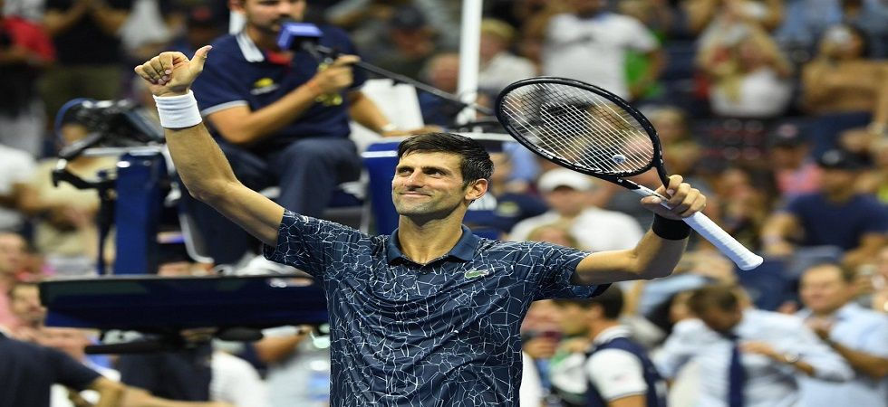 Novak Djokovic has become the World No.1 after Rafael Nadal withdrew from the Paris Masters due to injury. (Image credit: Twitter)