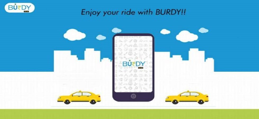 'Burdy' starts cab aggregation services in Delhi-NCR (Photo: Twitter)