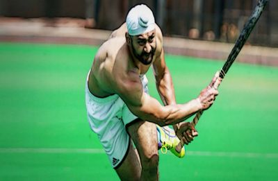 Hockey icon Sandeep Singh gets statue at Jaipur Wax Museum