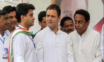 Intense infighting playing spoilsport for Congress in Madhya Pradesh