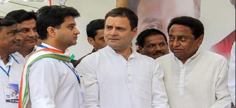 Intense infighting playing spoilsport for Congress in Madhya Pradesh (File Photo- PTI)