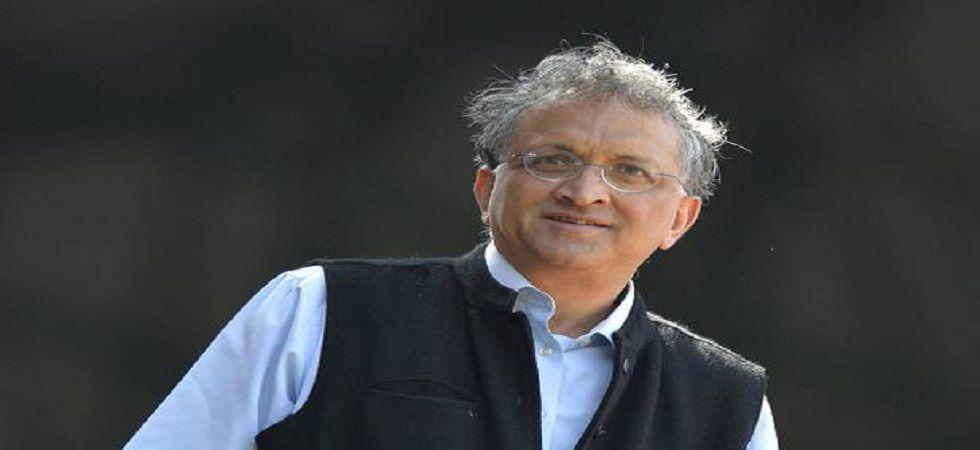 Historian, biographer and author Ramchandra Guha