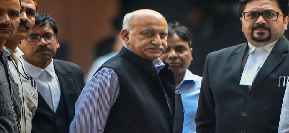 MJ Akbar denies rape allegations by US-based journalist Pallavi Gogoi (File Photo)