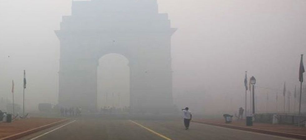 Ahead of Diwali, Delhi's Air Quality continues to alarm citizens (Photo: Twitter)