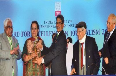 The Week journalist wins IPI-India Award for 'Naga underground camps' story