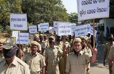 Odisha: Police body puts on hold proposed strike
