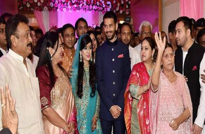 Tej Pratap Yadav on filing divorce from Aishwarya Rai: 'No use of living a distressful life'