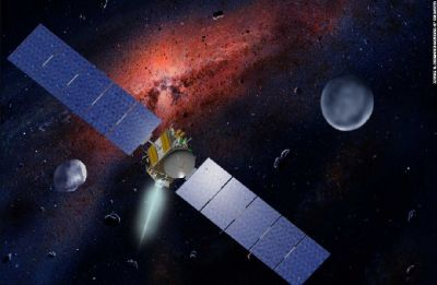 Dusk for NASA's Dawn; 11-year-old mission to asteroid belt comes to an end