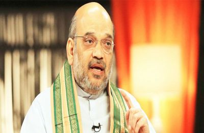 Amit Shah in Chhattisgarh LIVE: Congress always opposed to the development of the state