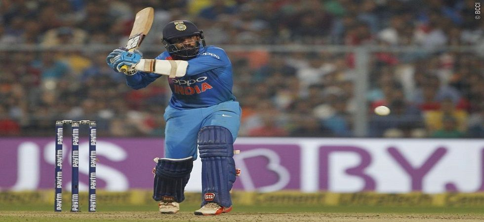 India Vs West Indies 1st T20 Live: Dinesh Karthik, Manish Pandey steady Indian ship
