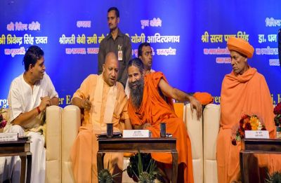 People having more than two kids should not be allowed to vote: Ramdev on India's growing population
