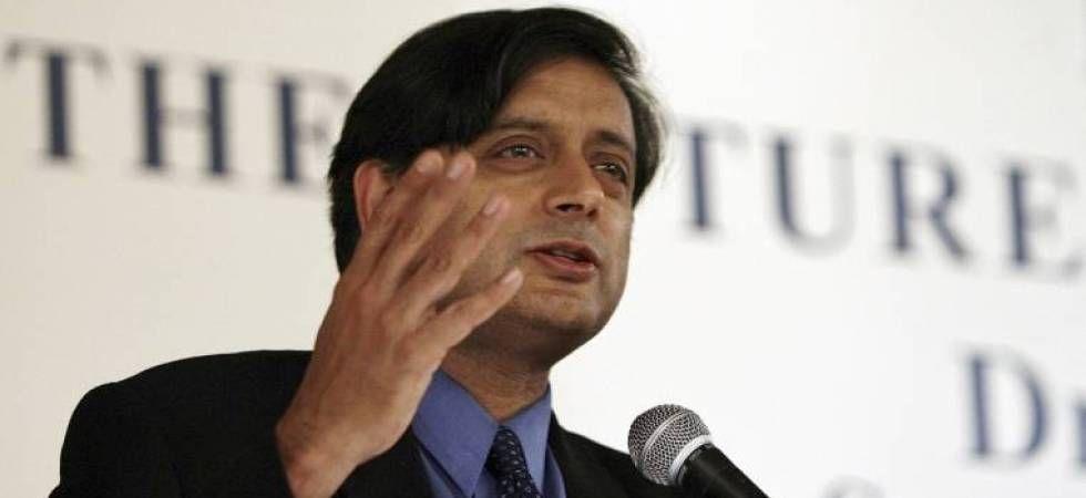 Build Ram in your heart: Shashi Tharoor on Ram Temple stir (File Photo)