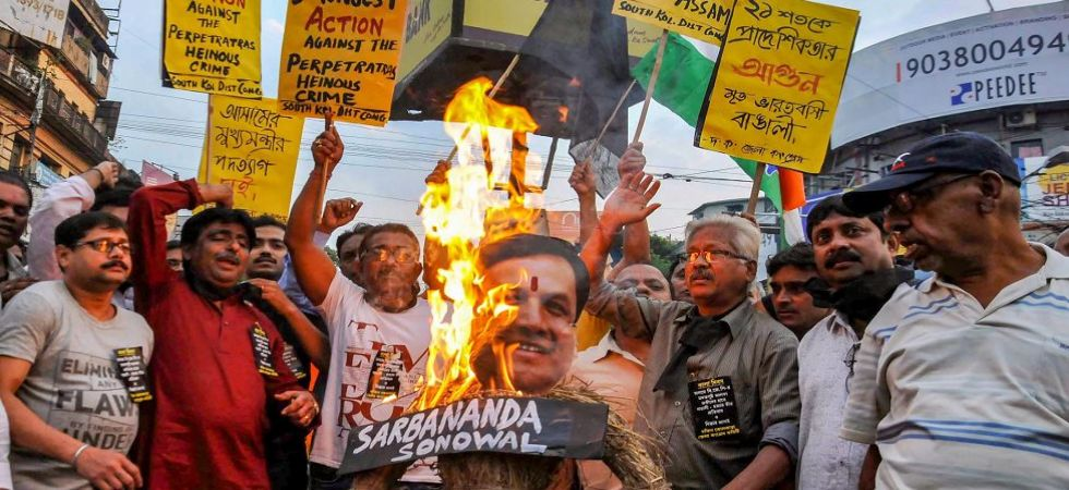 Tinsukia Killing LIVE: Four-member TMC delegation reaches Assam (Photo Source: PTI)