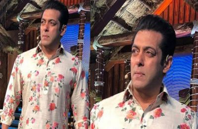 Salman Khan goes all floral this Diwali