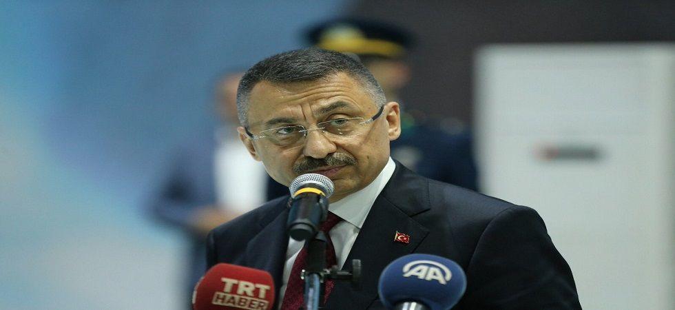 Turkish Vice President Fuat Oktay (Photo- Twitter)