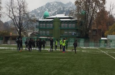 Confident Real Kashmir face Churchill Brothers in first home game